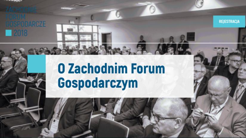 Zachodnie Forum Gospodarcze 2018
